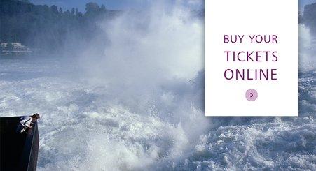 Rhine Falls Opening Hours